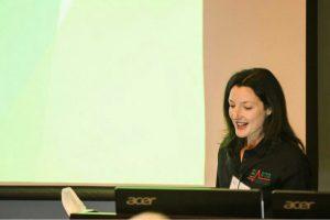 Emma Punt Presenting
